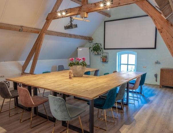 Vergadertafel Hutje Op De Heide Boxtel